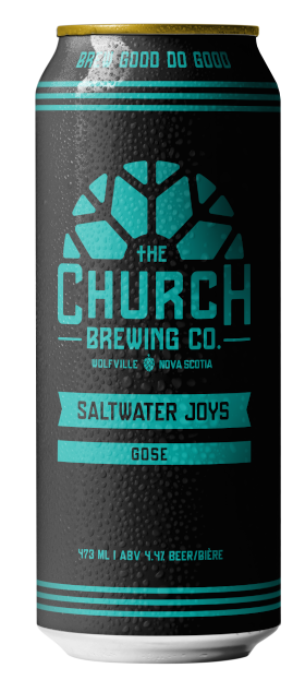 A product image for Church Salt Water Joys Gose