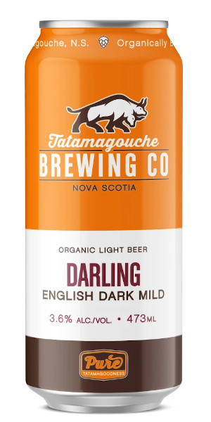 A product image for Tata Darling English Mild Dark