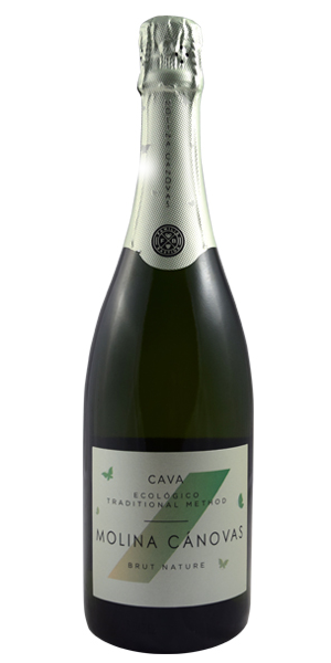 A product image for Molina Canovas Cava Brut Nature