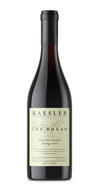 A product image for Kaesler The Bogan Shiraz