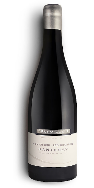 A product image for Bruno Colin Santenay 1er Cru Gravieres