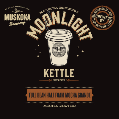 A product image for Muskoka Mocha Porter