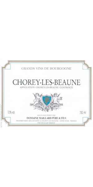 A product image for Domaine Maillard Chorey Les Beaune Blanc