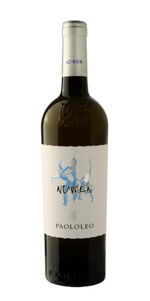 A product image for Paololeo Numen Chardonnay Salento
