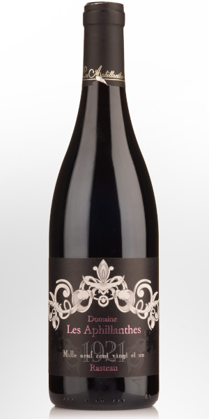 A product image for Domaine les Aphillanthes 1921 Rasteau