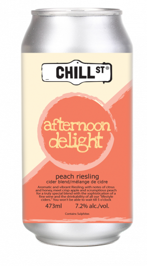 A product image for Chill Street Afternoon Delight