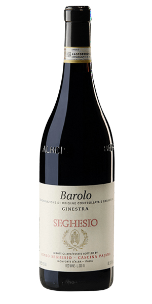 A product image for Renso Seghesio Barolo Ginestra