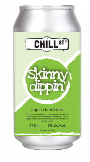 A product image for Chill Street Skinny Dippin