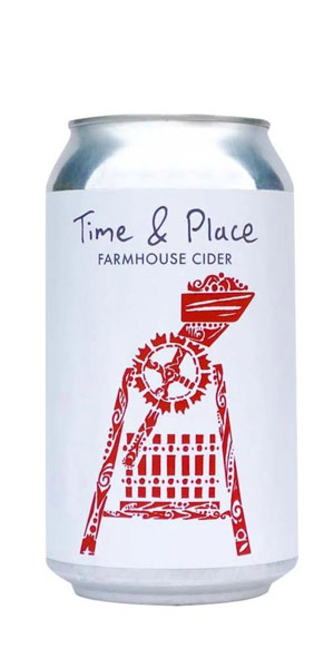 A product image for Revel Time and Place 355ml