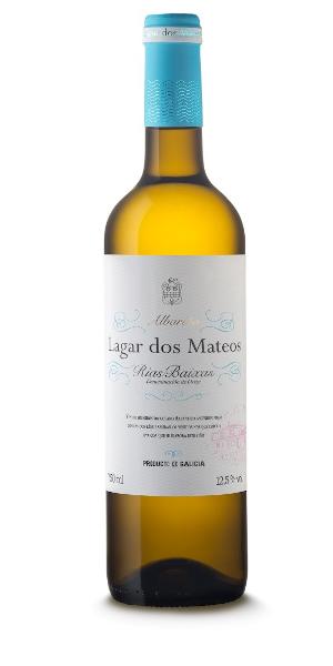 A product image for Lagar dos Mateos Albarino