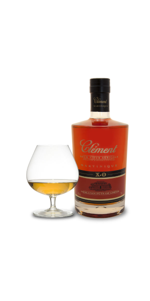 A product image for Clement X.O Tres Vieux Rhum