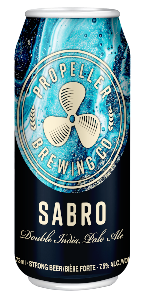 A product image for Propeller Sabro DIPA