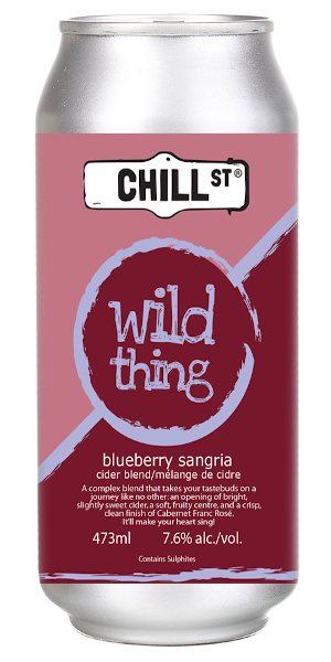 A product image for Chill Street Wild Thing