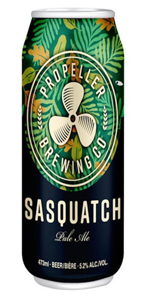 A product image for Propeller Sasquatch Pale Ale Can