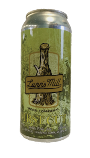 A product image for Lunn's Mill First Cut IPA Can