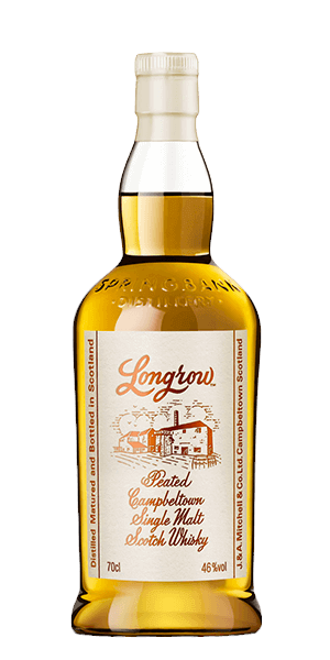 A product image for Longrow Peated
