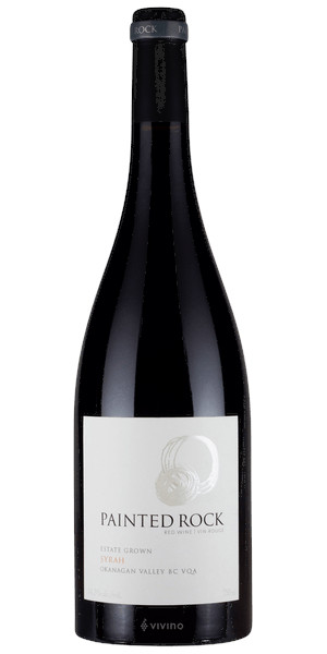 A product image for Painted Rock Syrah