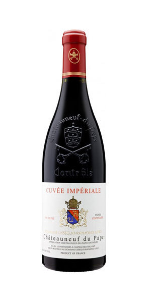 A product image for Raymond Usseglio Chateauneuf du Pape Imperiale