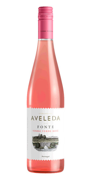A product image for Aveleda Fonte Vinho Verde Rose