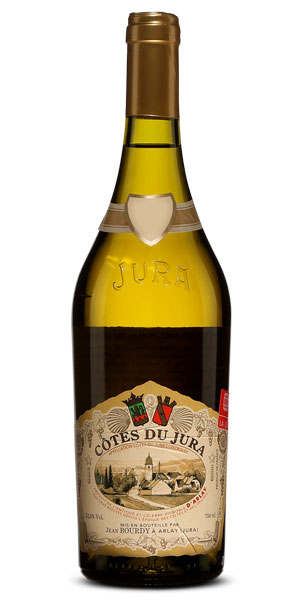 A product image for Jean Bourdy Cotes du Jura Blanc