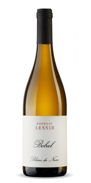 A product image for Bodegas Aessir Blanc de Noirs