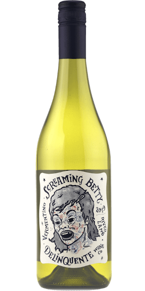 A product image for Delinquente Screaming Betty Vermentino