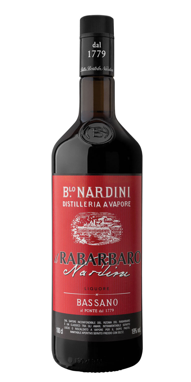 A product image for Nardini Rabarbaro