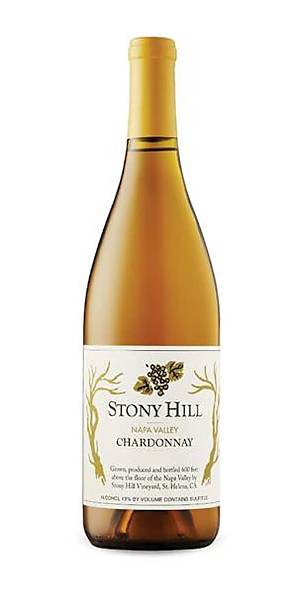 A product image for Stony Hill Chardonnay