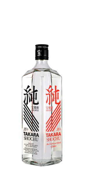 A product image for Takara Shochu