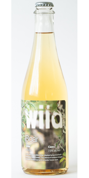 A product image for Wild Boar Cider