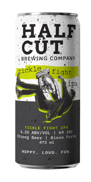A product image for Half Cut The Tickle Fight IPA