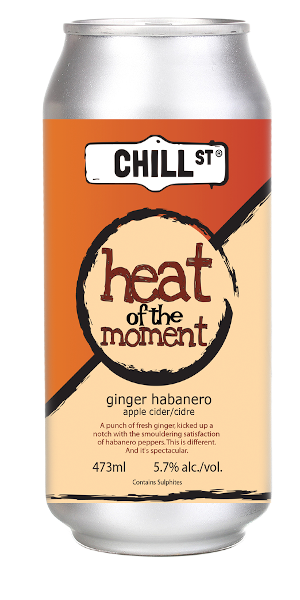 A product image for Chill Street Heat Of The Moment