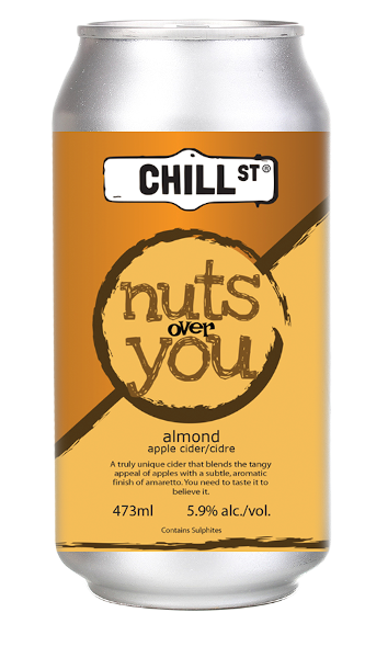 A product image for Chill Street Nuts Over You