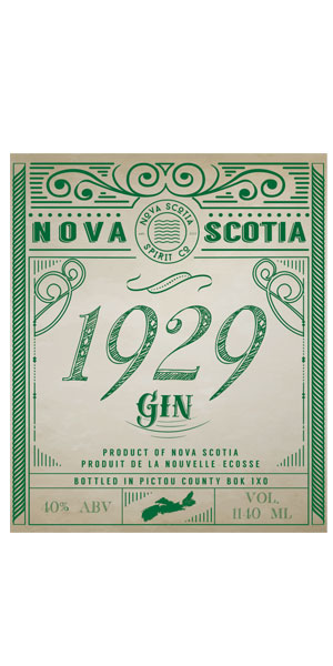 A product image for 1929 Gin 1.14L