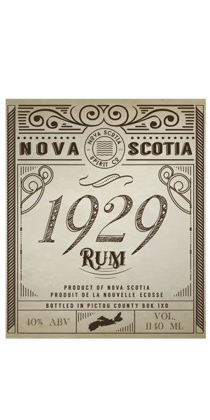 A product image for 1929 Rum 1.14L