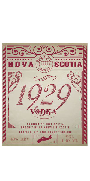 A product image for 1929 Vodka 1.14L
