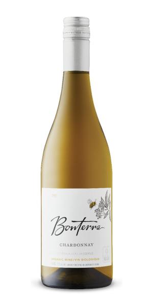 A product image for Bonterra Chardonnay