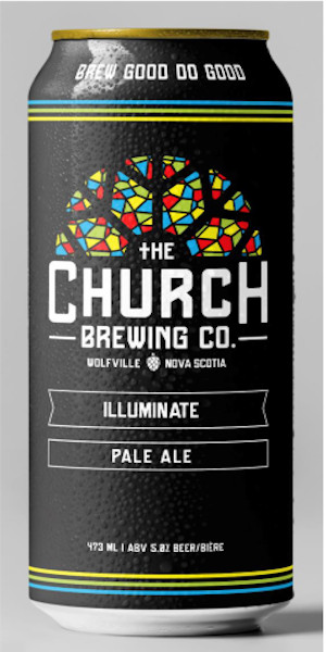 A product image for Church Illuminate Pale Ale