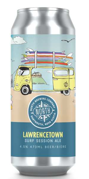A product image for North Lawrencetown Pale Ale