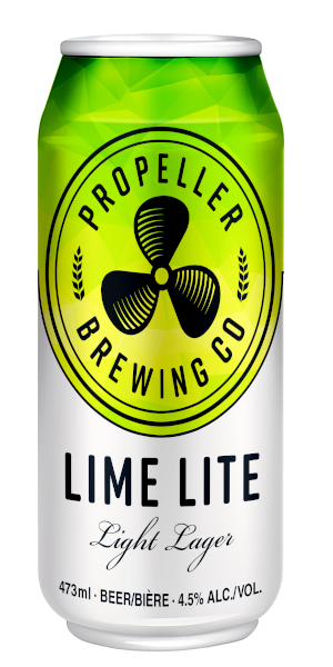 A product image for Propeller Lime Lite