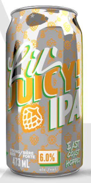 A product image for Garrison lil' Juicy IPA