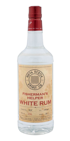 A product image for NS Spirit Co Fisherman's Helper Rum 1.14L