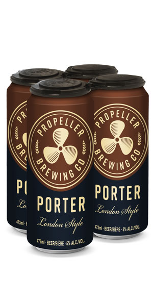 A product image for Propeller Porter 473ml 4pk