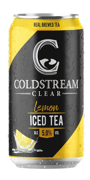 A product image for Coldstream Lemon Ice Tea 6pk