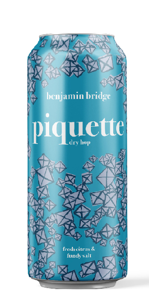 A product image for Benjamin Bridge Piquette Can