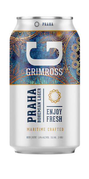 A product image for Grimross Praha Bohemian 355ml