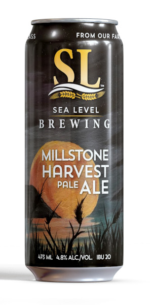 A product image for Sea Level Millstone Harvest Pale Ale