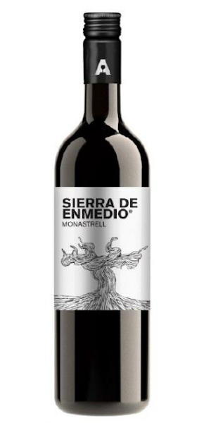 A product image for Sierra de Enmedio Monastrell