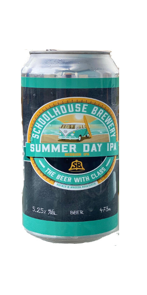 A product image for Schoolhouse Summer Day IPA