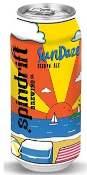 A product image for Spindrift Sundaze Session Ale